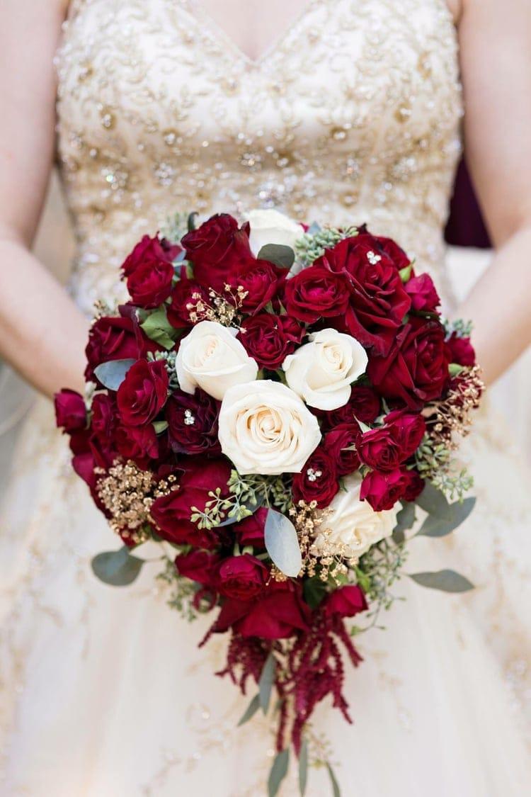 Букет невесты 04