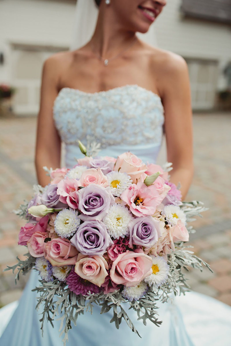 Букет невесты 05
