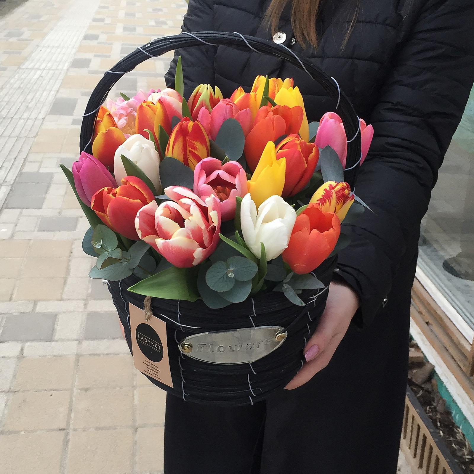 Доставка цветов г. ейск