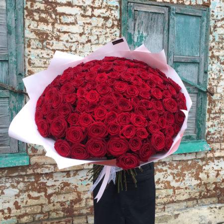 Букет роз 20