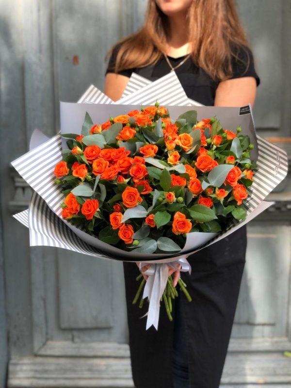 Букет роз 26 (19 роз)