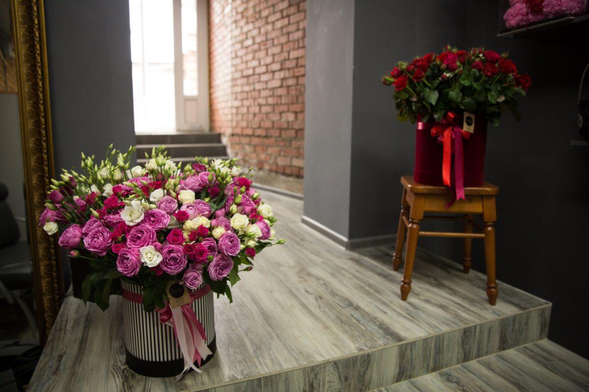 Доставка цветов Ейск