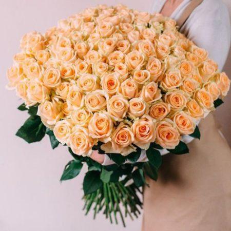 Букет из 101 розы №67
