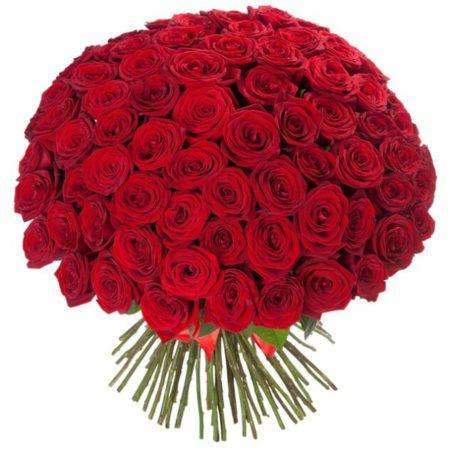 Букет из 101 розы №70