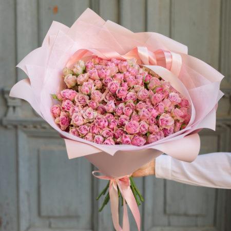 Букет 76 (35 роз)